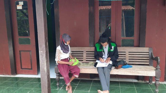 Tim KKN Tematik Unnes Kemitraan Disperakim 2021 Lakukan Program Pendataan di Desa Sudipayung