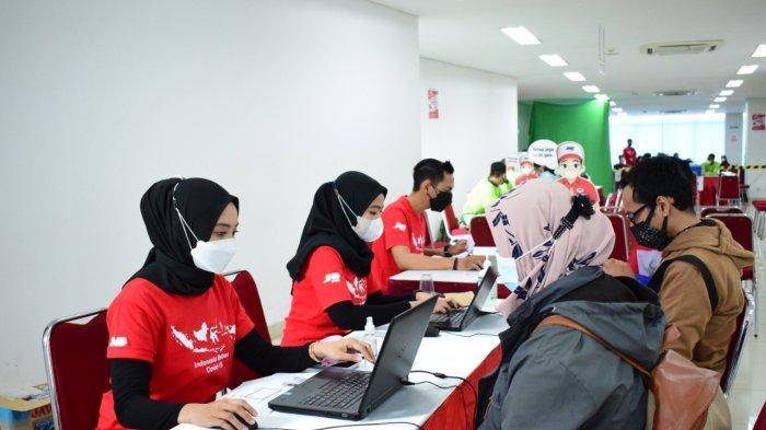 JNE dan Kodam IV/Diponegoro Gelar Vaksin Untuk Masyarakat Semarang