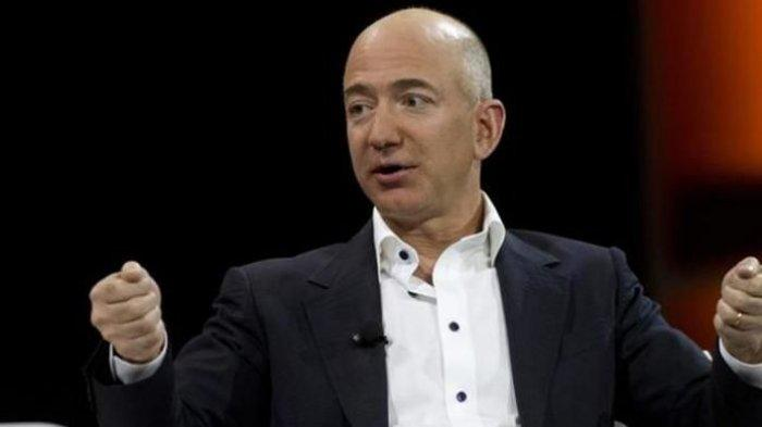 Jadi Orang Terkaya di Dunia Versi Forbes, Segini Kekayaan Jeff Bezos