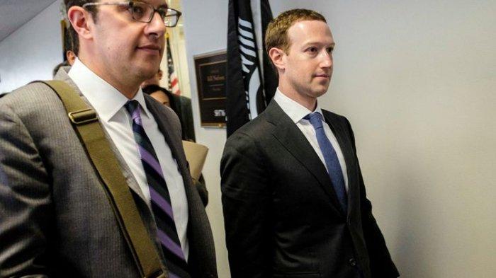 Kekayaan Mark Zuckerberg Hilang Rp 87 Triliun Dalam 8 Jam Setelah Facebook Inc Down