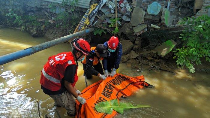 Alfan Terpeleset Saat Mandi di Sungai Cemplong Sragen, Jasadnya Ditemukan Hanyut 5 Kilometer