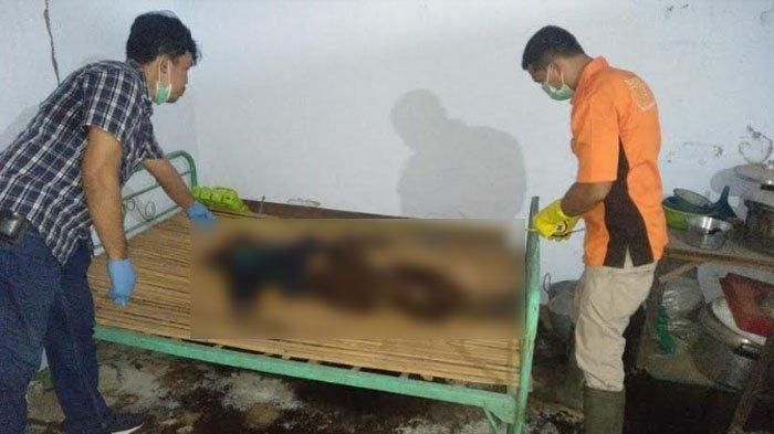 Penemuan Mayat Perempuan Membusuk di Rumah Kosong, Kenakan BajuBertuliskan MAN 2 Kota Kediri