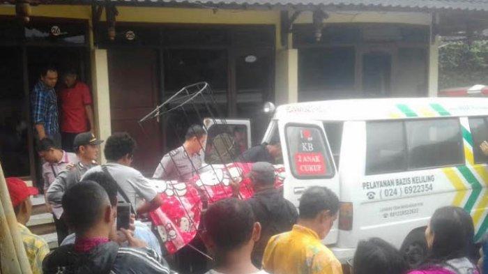 Mayat di Kamar Hotel Tribuana 3 Bandungan Tidak Ditemukan Tanda-tanda Kekerasan