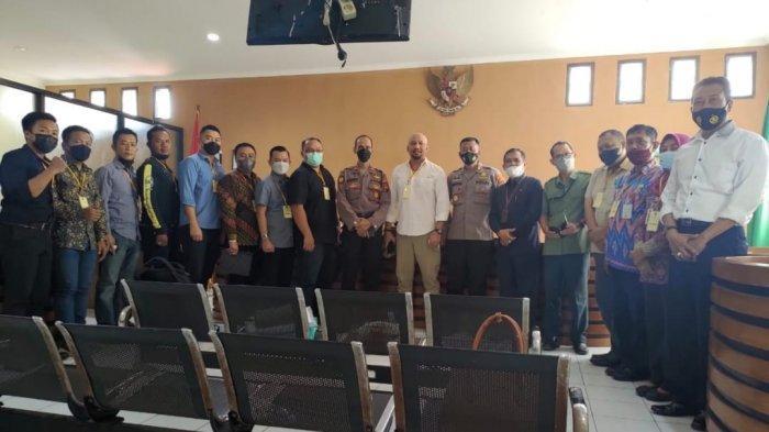 Tersangka SARA Winindya Satriya Positif Corona, Terlanjur Temui 35 Pengacara di Polda Jateng