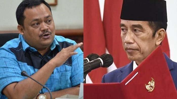 Inilah Sosok Asrizal H Asnawi Anggota DPRD Gugat Presiden Jokowi