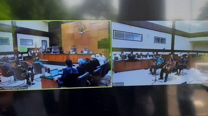 Hakim Pertanyakan Ketokohan Rizieq KeKasatpol PP Bogor Soal Kerumunan Megamendung