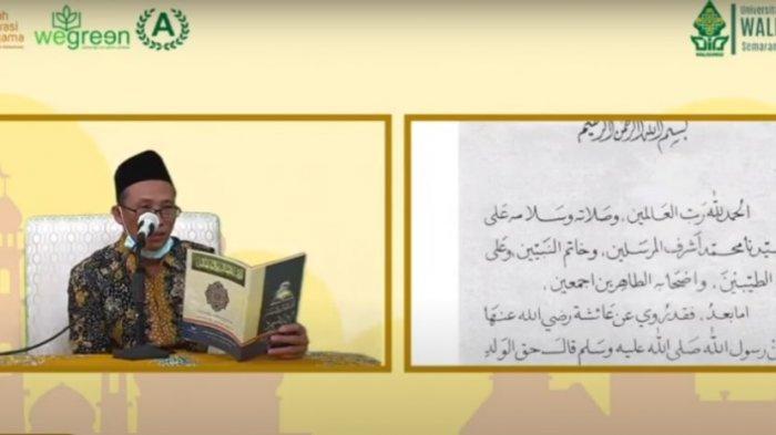 Ramadan di UIN Walisongo Semarang, Ada Kajian Kitab 'Alim Mutaallim