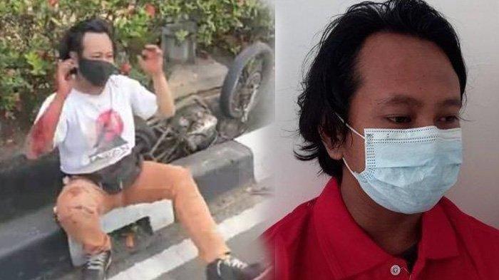 Suami Tertangkap Basah Jadi Pelaku Begal Payudara, Istri Luapkan Kemarahannya