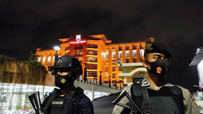 Setelah Serangan Zakiah Aini, Petugas Kantor Polisi di Jateng Tak Segan Lumpuhkan Orang Mencurigakan