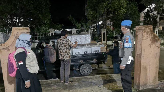 Polisi Tegaskan Pelaksanaan Pilkada Kebumen 2020 Aman dan Kondusif