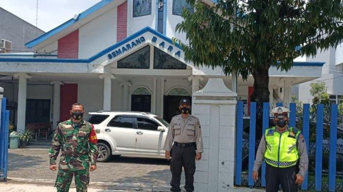 277 Personel Gabungan TNI-Polri Dikerahkan untuk Pengamanan di Tempat Ibadah