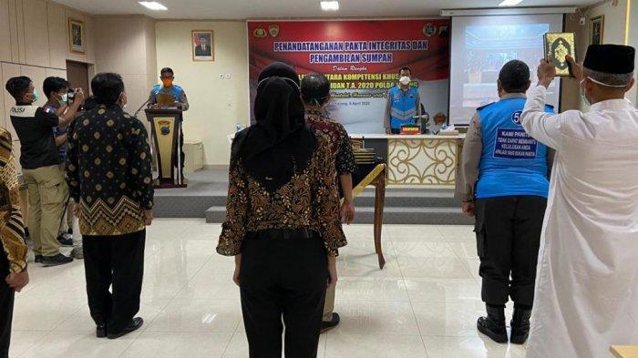 Seleksi Penerimaan Bintara Kompetensi Khusus Bidan dan Perawat di Polda Jateng Dipercepat