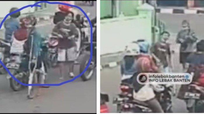 Viral Dua Pengamen di Lampu Merah Rangkasbitung Pura-pura Pincang, Terbongkar CCTV