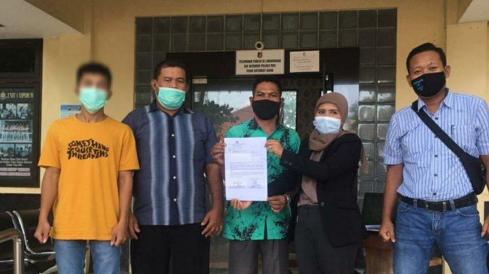 Gigi Penyandang Tunarungu Pati Rontok Dikeroyok 4 Orang, Perut Ditendangi