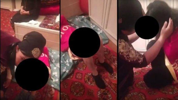 Viral Video Keluarga Pria Telanjangi Pengantin Wanita Karena Diduga Tak Perawan