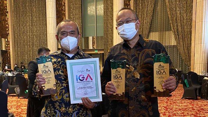 Pertamina Regional Jawa Bagian Tengah Raih Sembilan Penghargaan IGA Awards 2021
