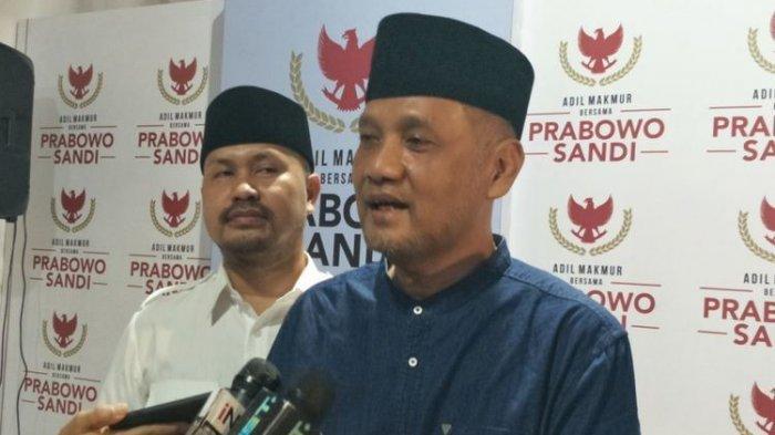 Prabowo Kukuhkan Cucu Pendiri NU Gus Irfan Jadi Waketum Gerindra
