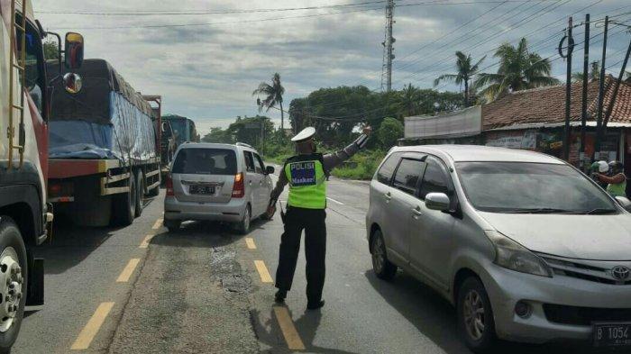Awal Tahun 2021 Satlantas Polres Tegal Catat Laporan Kecelakaan Lalu Lintas Sebanyak 78 Kasus.
