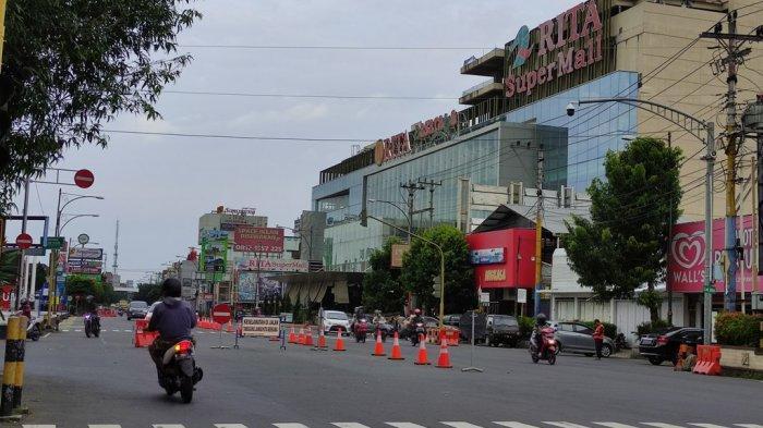 Ini 7 Ruas Jalan Utama di Purwokerto yang Ditutup Selama PPKM Darurat