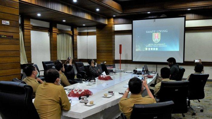 Kota Semarang Raih Penghargaan ISNA Kategori Smart Living