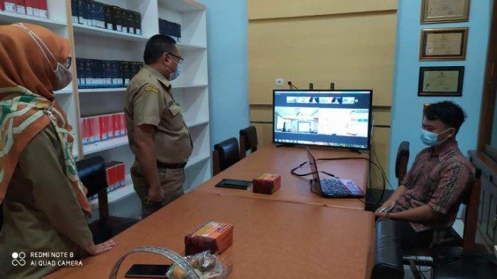 Jaringan Dokumentasi dan Informasi Hukum Batang Raih Prestasi, Tahun Ini Juara Dua Terbaik Se-Jateng