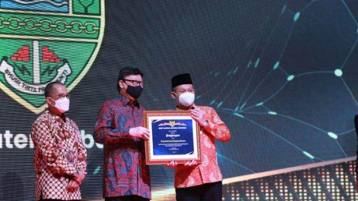 Raih Juara 1 Kearsipan Nasional, Kebumen Ungguli Yogyakarta dan Surabaya