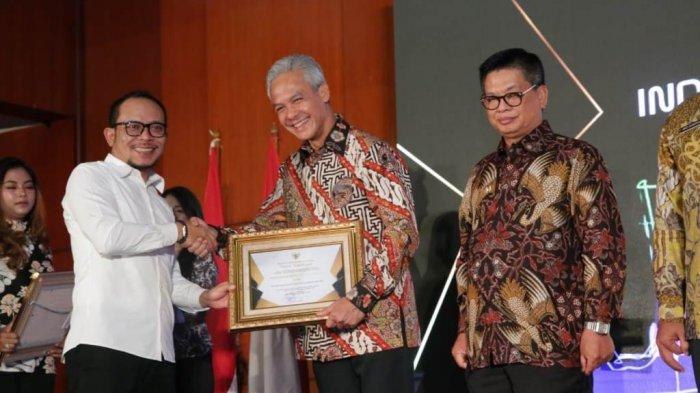 Jawa Tengah, Provinsi Terbaik Pembangunan Ketenagakerjaan Nasional 2019