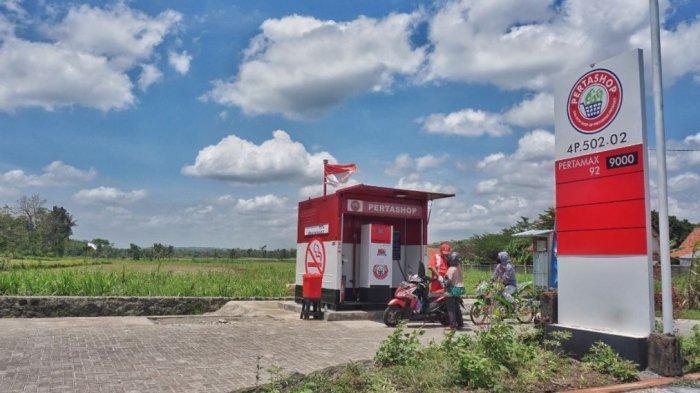 Pertamina Catatkan 207 Pertashop Telah Beroperasi di Wilayah Jateng DIY