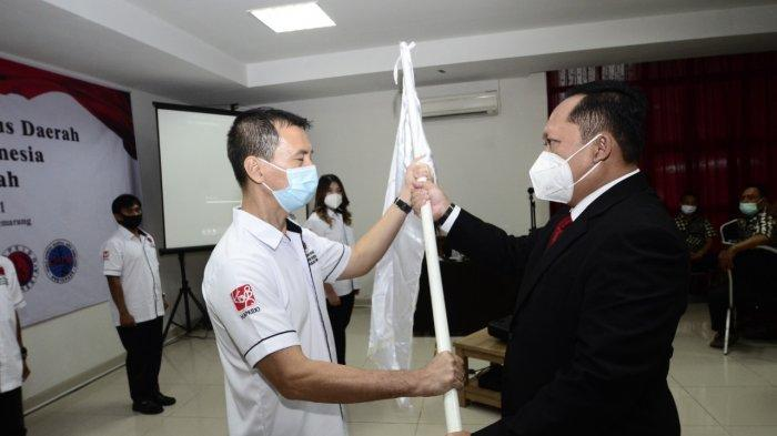 Hapkido Jateng Jadi Anggota Baru KONI Jateng, Pengurus Tertantang untuk Bina Atlet Berprestasi