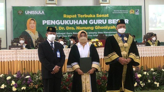 FE Unissula Semarang Miliki Tujuh Guru Besar