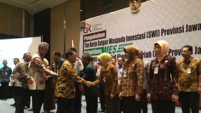 Satgas Waspada Investasi Temukan 20 Entitas Usaha Tanpa Izin, Dua di Antaranya Ada di Semarang