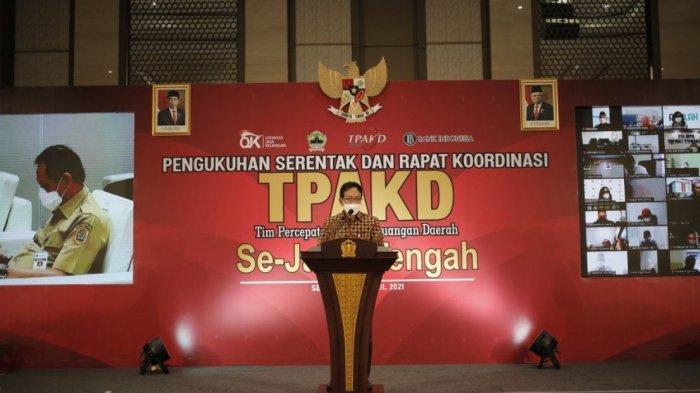 OJK Dorong Kebangkitan UMKM Jawa Tengah Melalui Tim Percepatan Akses Keuangan Daerah