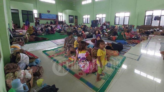 3.101 Warga Pekalongan Masih Mengungsi Akibat Banjir