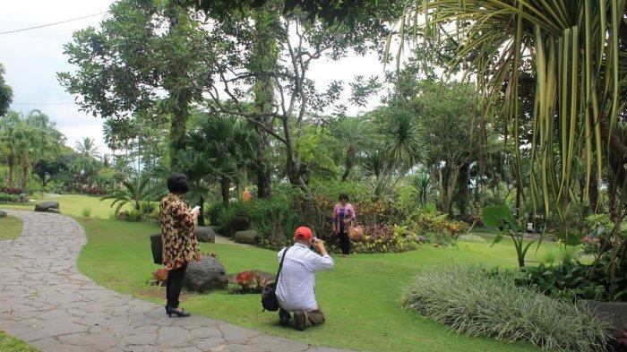 Menyaksikan Keindahan Taman Doa Di Kompleks Gua Maria Kerep Ambarawa Tribun Jateng