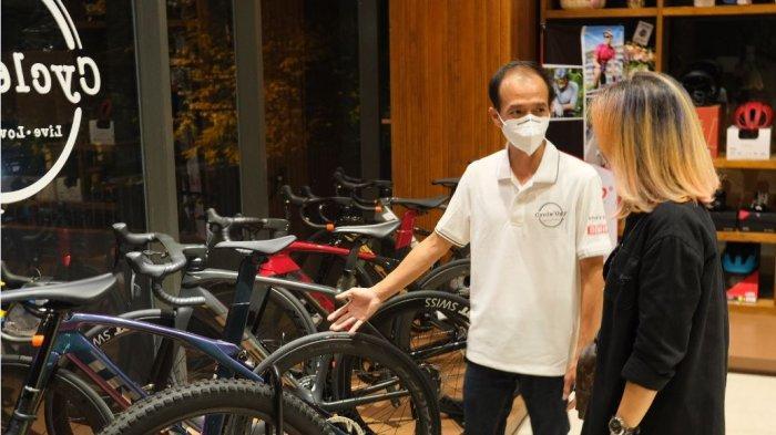 Mengakomodir Para Pecinta Sepeda, Hotel Allstay Semarang Jalin Kerja Sama dengan Cycle'ogy