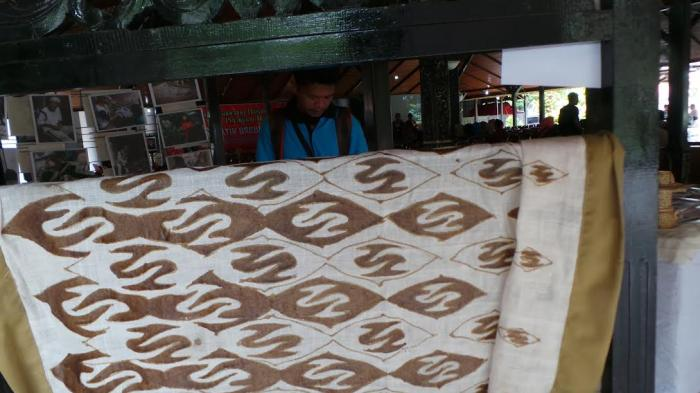 Perajin Minta Produk Batik Salem Brebes Dipasarkan di Luar Negeri