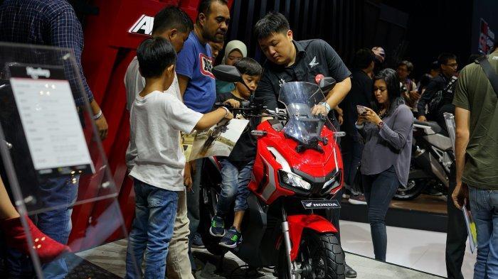 Skutik Penjelajah Honda ADV 150 Jadi yang Paling Laris di GIIAS 2019