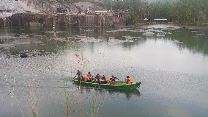 Menyimak Keindahan Sisa Eksploitasi Gunung Tampomas, Kini Jadi Destinasi Andalan di Banjarnegara