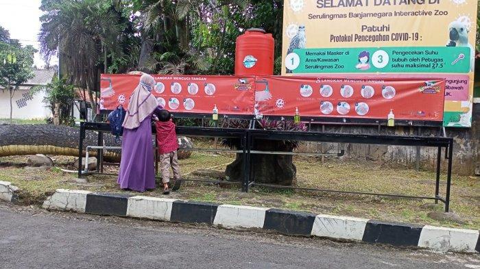 TRMS Serulingmas Banjarnegara Dibuka, Pengunjung Hanya 25 Persen