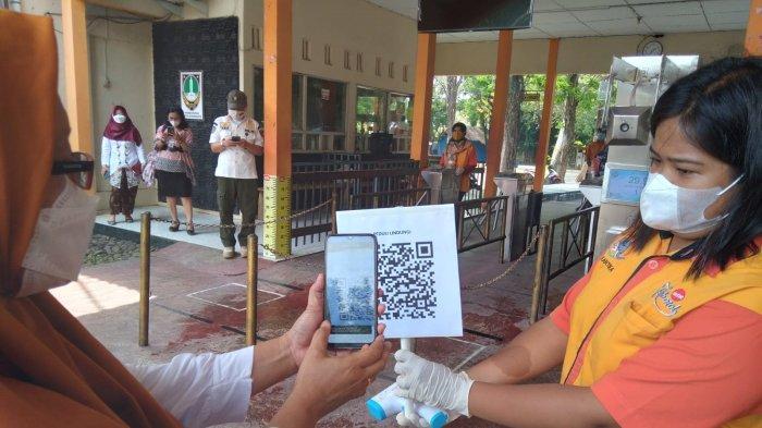 Taman Satwa Taru Jurug Solo Kembali Dibuka, Pakai Scan Aplikasi Peduli Lindungi dan Kartu Vaksin