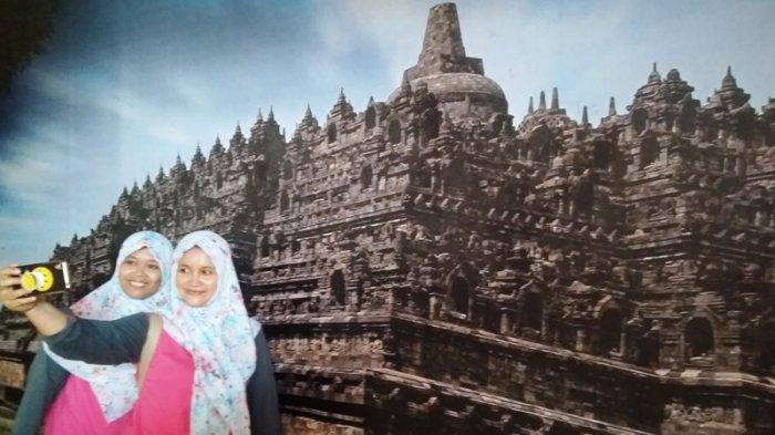 Terminal Bulupitu Purwokerto Tawarkan Wisata Selfie, Ada Spot Foto Gambar Tiga Dimensi