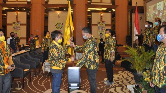Menang 80 Persen Lebih di Jateng, Golkar Singgung AMPG