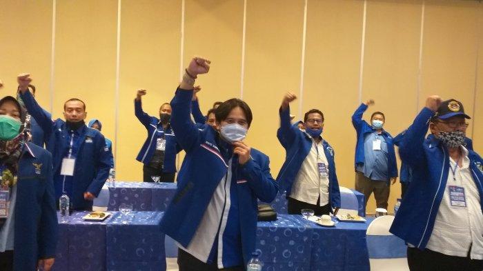 Kisruh Kudeta Partai Demokrat, Ketua DPC se-Jateng Berkumpul di Semarang: KLB Sumut Tidak Sah!