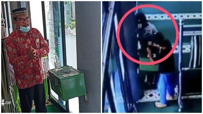 Video Bocah SD Curi Uang Kotak Amal Masjid, Congkel Pakai Sendok, Ternyata Ngga Cuma Sekali