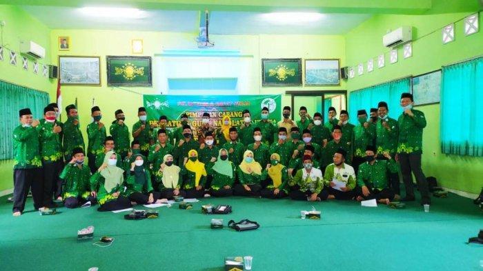 Pelantikan Pengurus Pergunu, Sekda Iswar Aminuddin Ajak Guru NU Majukan Kota Semarang