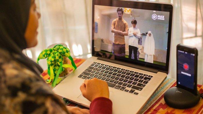 Peningkatan trafik layanan broadband Telkomsel tercatat sebesar 49% pada momen Ramadan dan Idul Fitri 1442 H (2021)