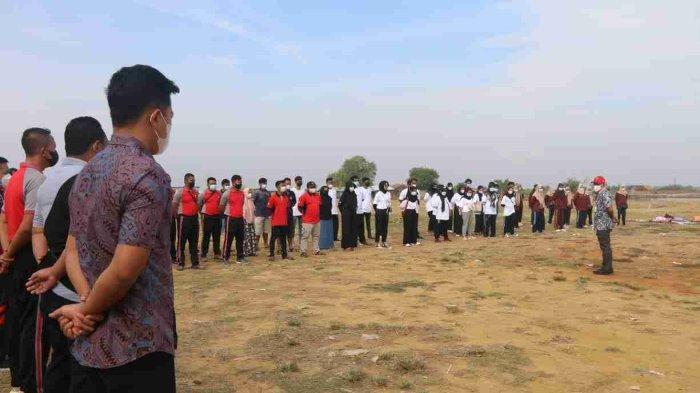 Resik-Resik Pulau Seprapat, Rektor IAIN Kudus: Wujud Sinergi Kampus dan Warga