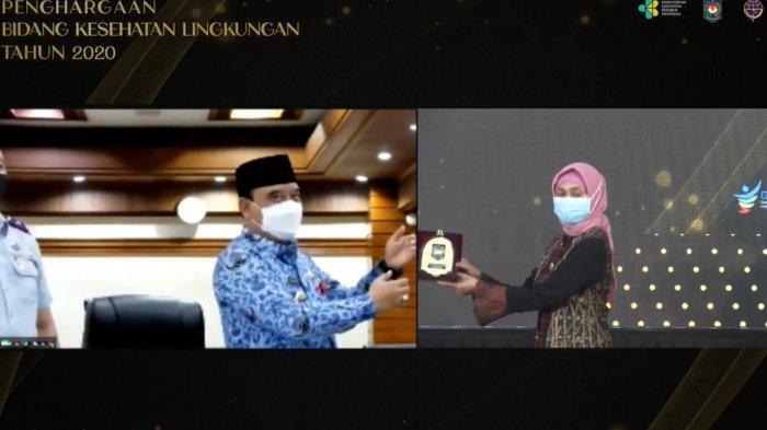 Terminal Gunungpati Semarang Juara 1 Lomba Terminal Sehat Tingkat Nasional