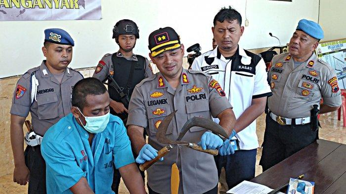 Polisi Tembak Penjambret Wilayah Solo Raya, Kapolres Karanganyar: Total Sudah 44 Kasus