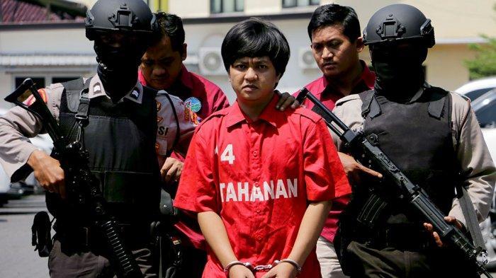 Penjual Es Puter Semarang Terancam Hukuman Mati, Tertangkap Edarkan Sabu Total 100 Gram Lebih